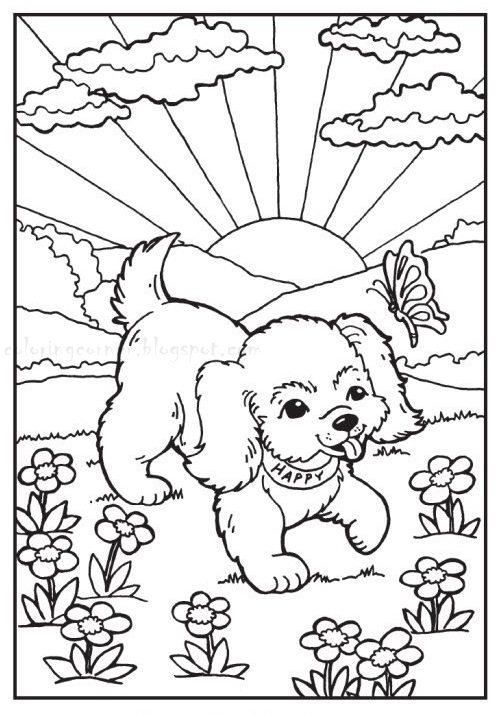 Beagles Coloring Pages Beagle Puppy Coloring Pages