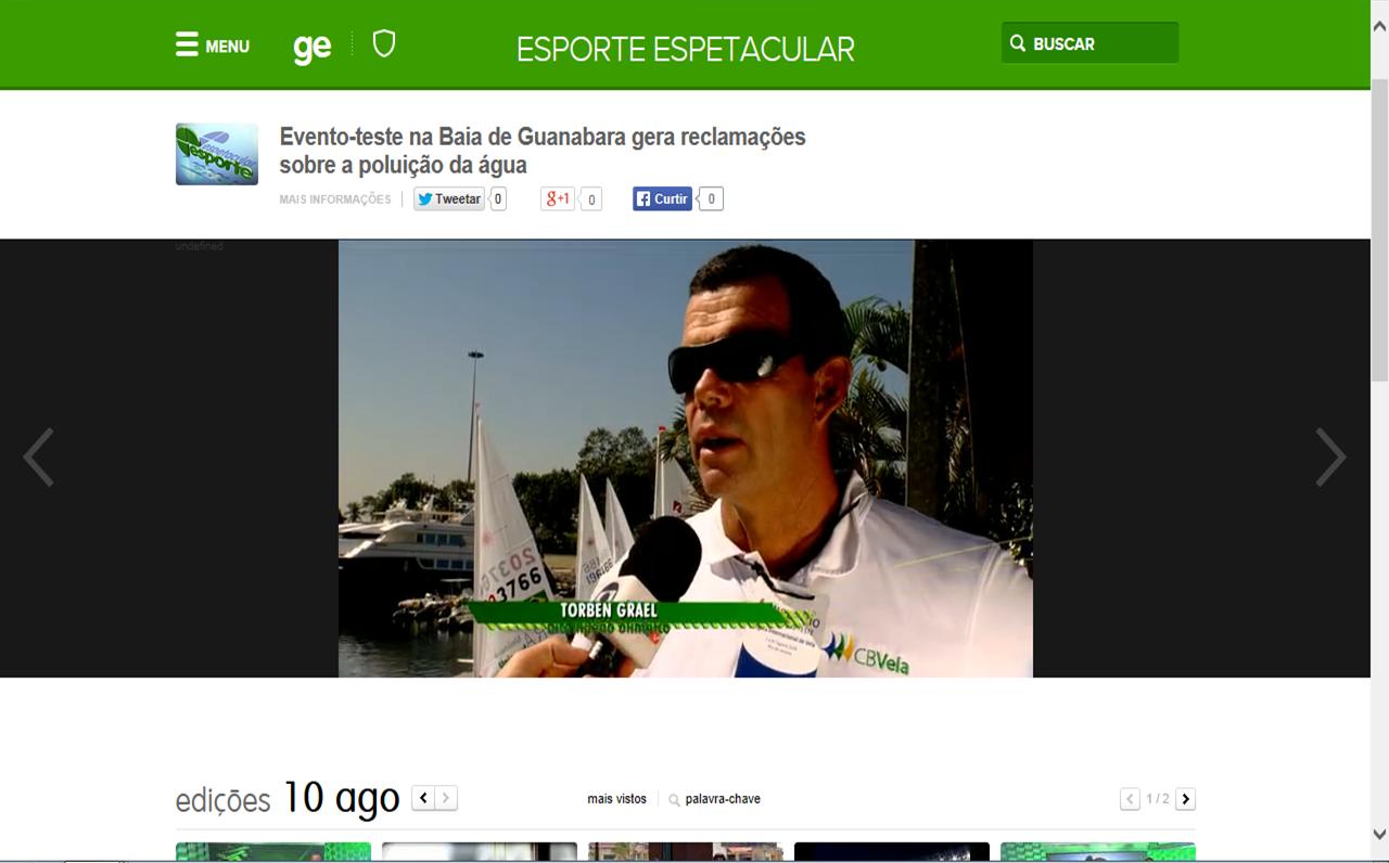 http://globoesporte.globo.com/esporte-espetacular/videos/t/edicoes/v/evento-teste-na-baia-de-guanabara-gera-reclamacoes-sobre-a-poluicao-da-agua/3554545/