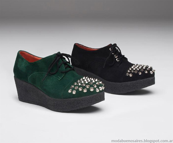 Zapatos moda invierno 2013 Micheluzzi.