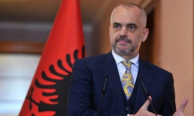 Απίστευτη πρόκληση Εντι Ράμα: Η Αλβανία τάισε τους Ελληνες