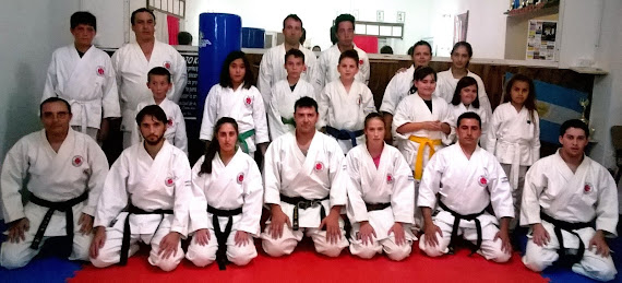 "DOJO ""ITOSU DO"" - CARHUE"