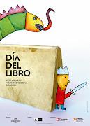 23 de abril, Día del Libro, estaré firmando en el Paseo de Independencia en . (dia del libro web copia )