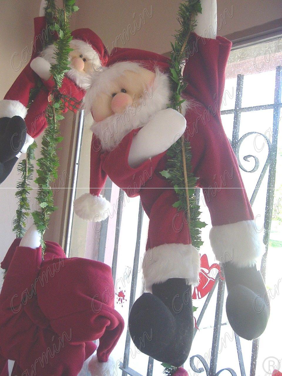 Carmin decoraciones navide as for Decoraciones para navidad interiores
