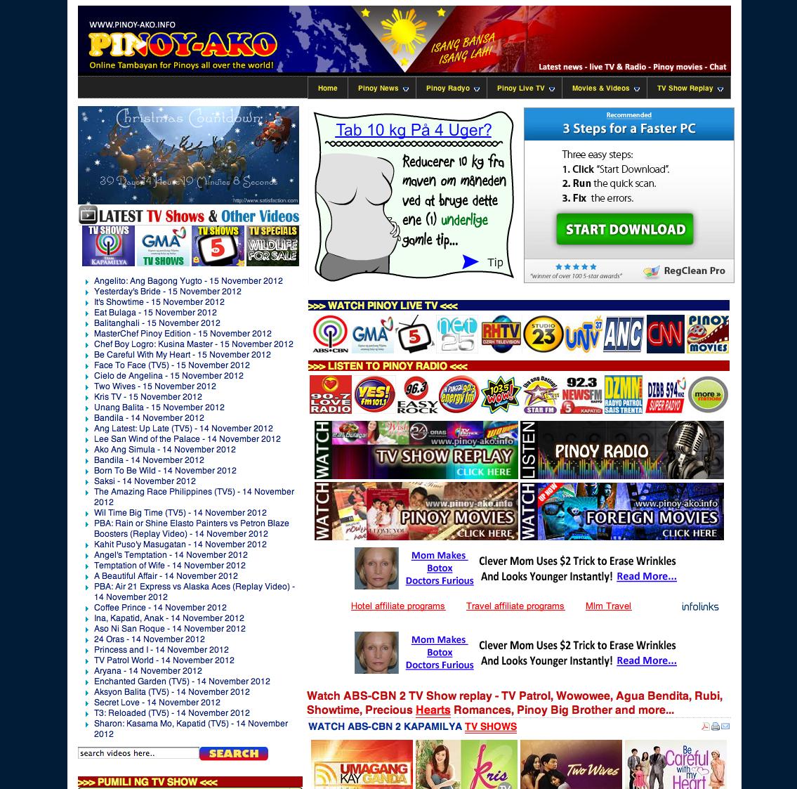 www pinoy ako info