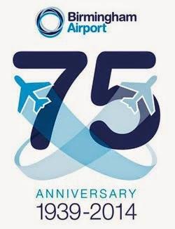 Birmingham Airport at 75