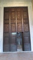Eingangsportal Santa Sabina