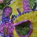 Porta trecos colorido além de útil dá toque especial à decoração