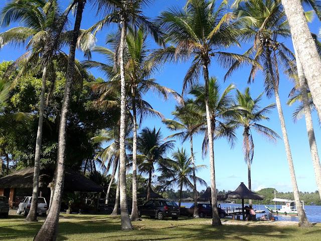 Feriado na Ilha de Comandaduta