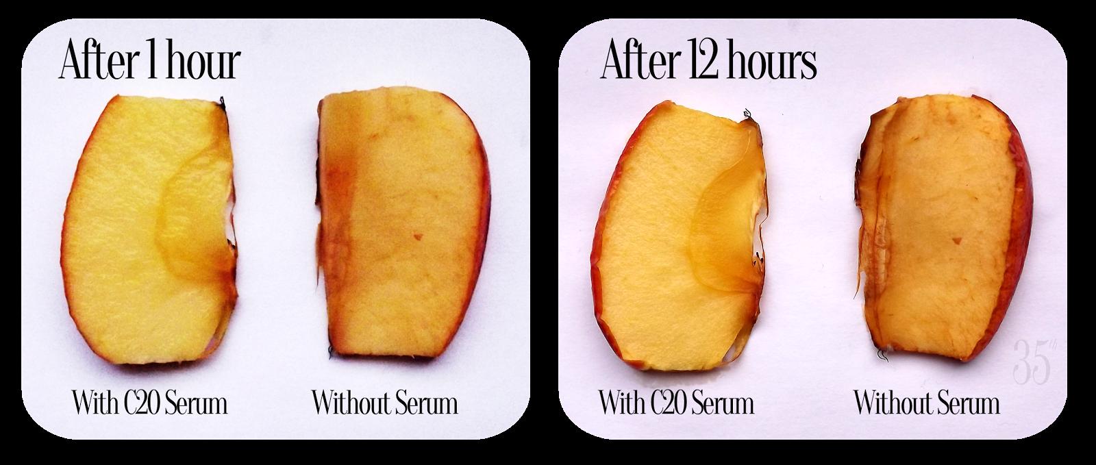 OST Original Pure Vitamin C20 Serum apple