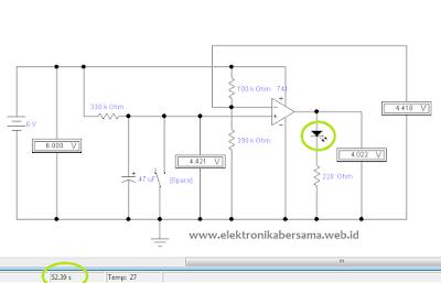 rangkaian_timer_delay_opamp_led_nyala
