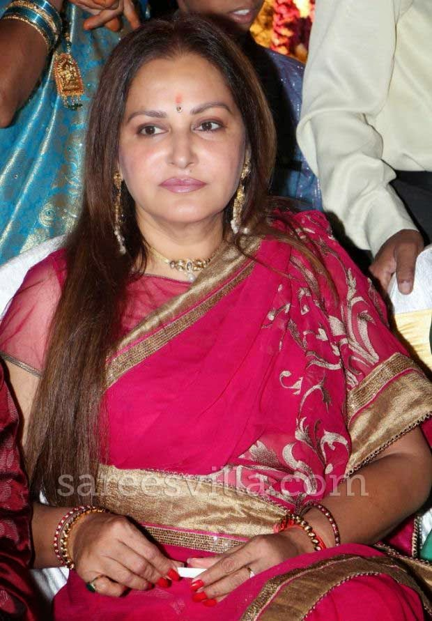Jaya Prada at Nandamuri Mohana Krishna's Daughter Marriage