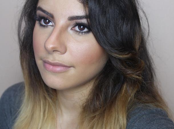 l'oreal paris face of the day makeup blog