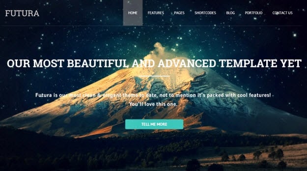 MultiPurpose Creative Drupal Theme
