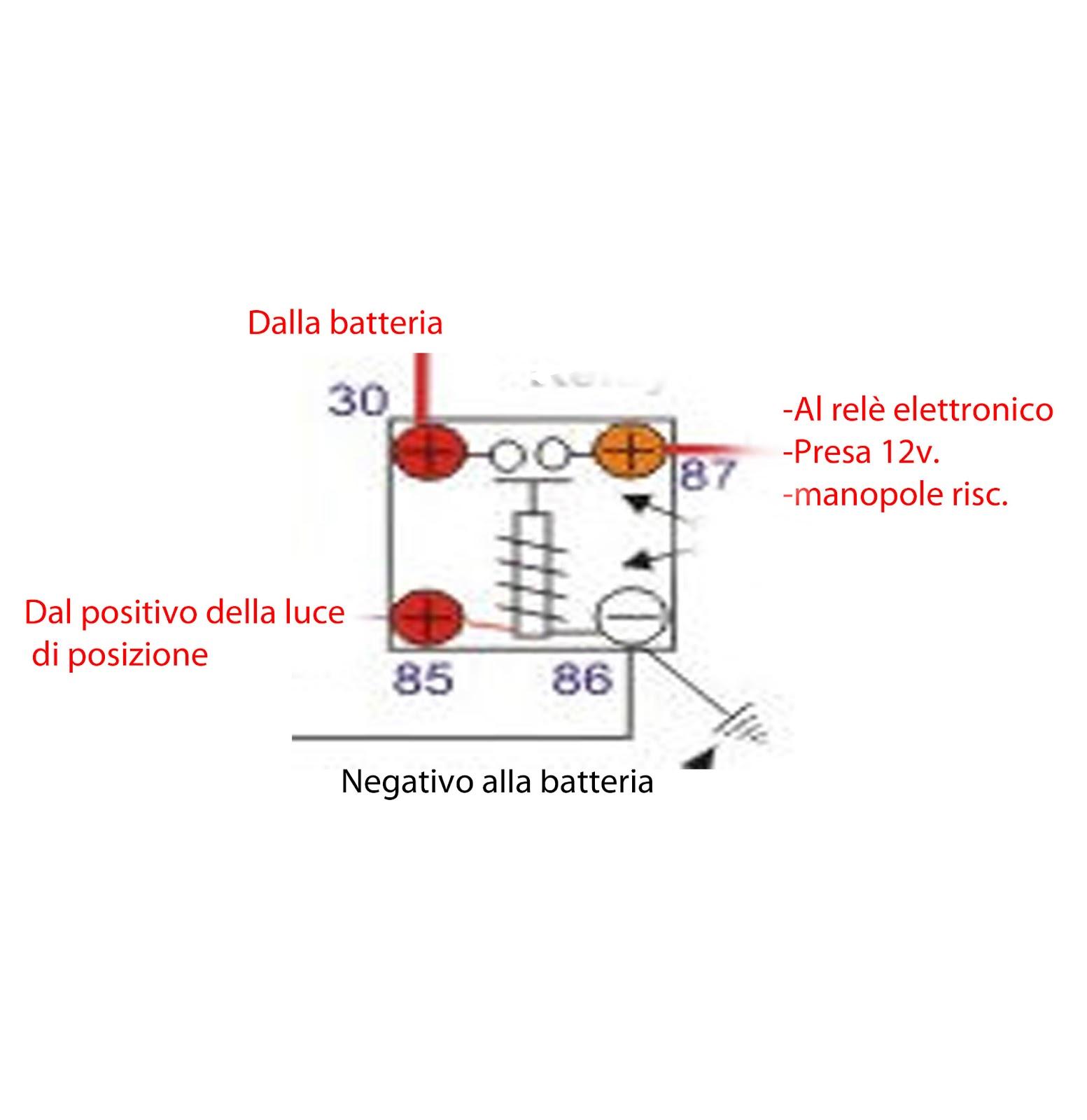 Schema Cablaggio Wikipedia : Mototopo autogatto fai da te faretti aggiuntivi