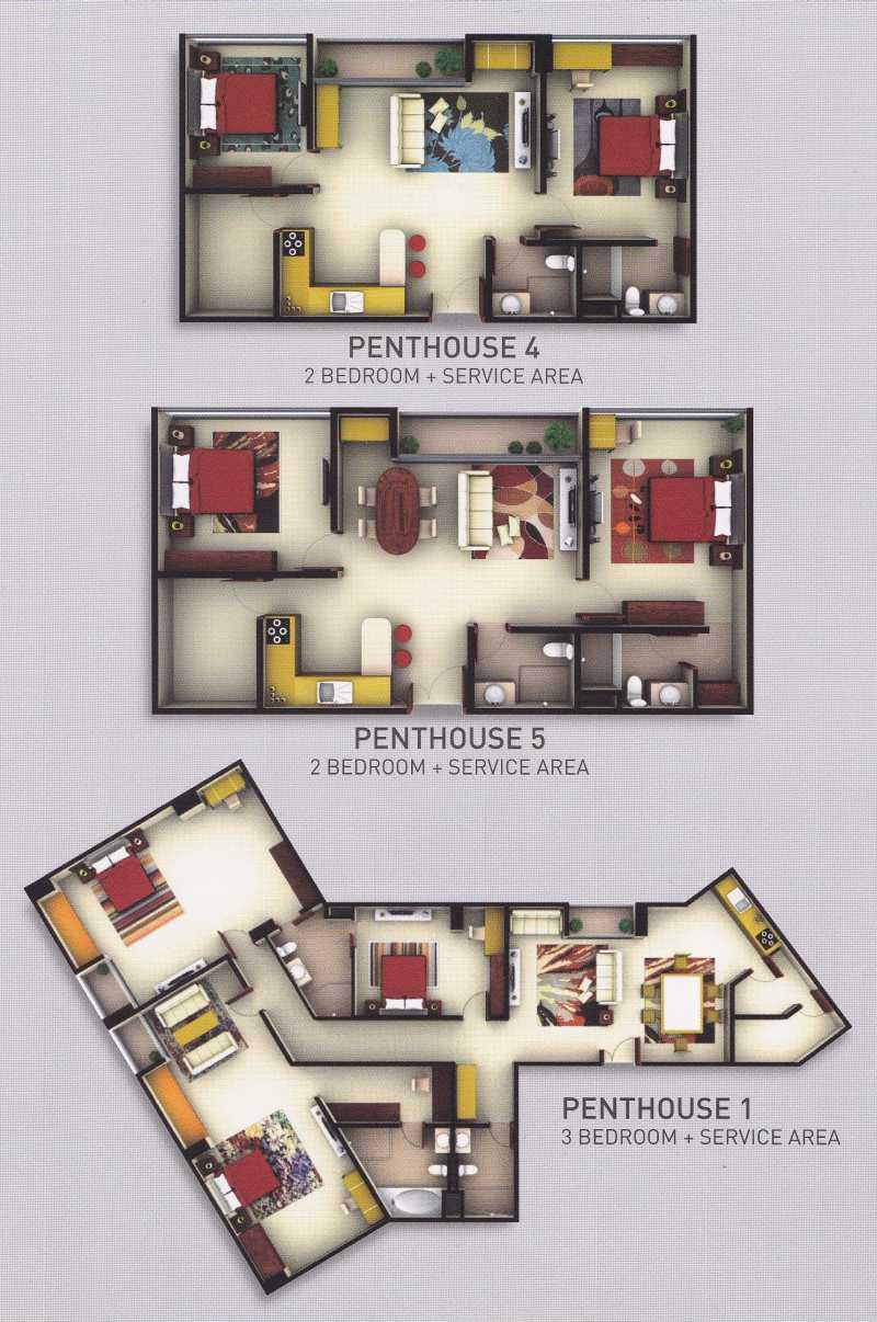 Apartment & Office GP Plaza Gatot Subroto: APARTMENT