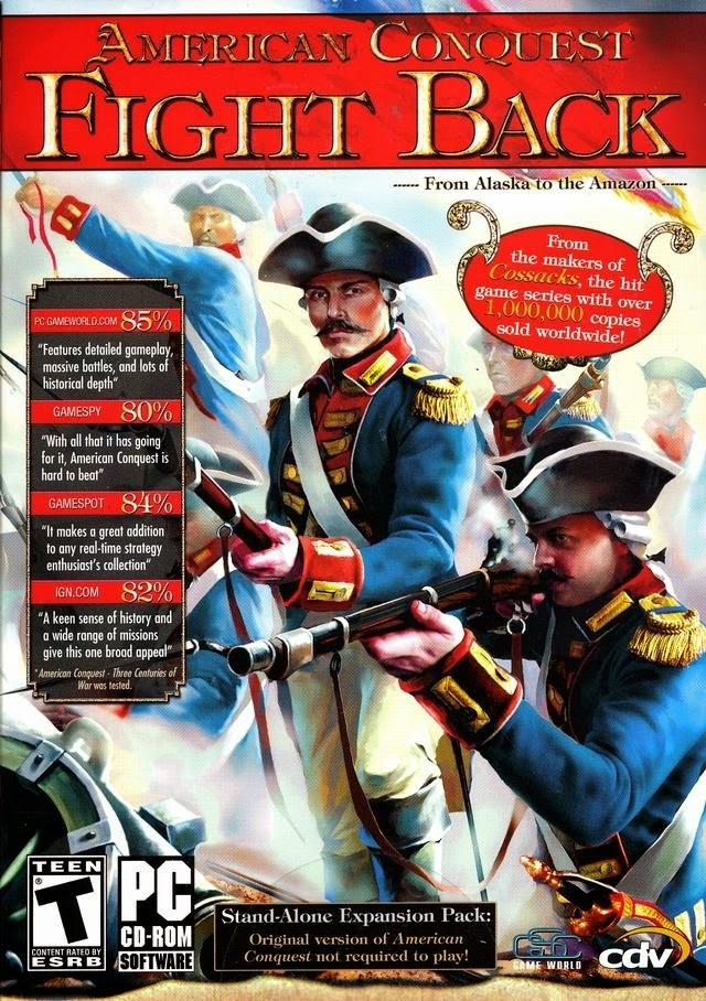 American Conquest Fight Back PC Game