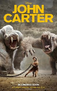 John Carter of Mars (John Carter: Entre dos mundos) (John Carter de Marte) (2012) Español Latino