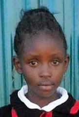 Alice - Kenya (KE-283), Age 8