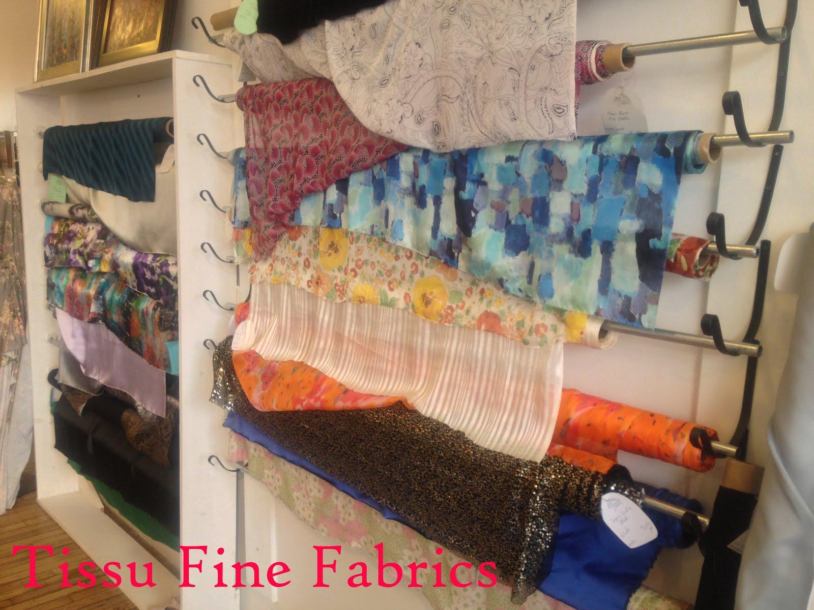 Tissu Fine Fabrics