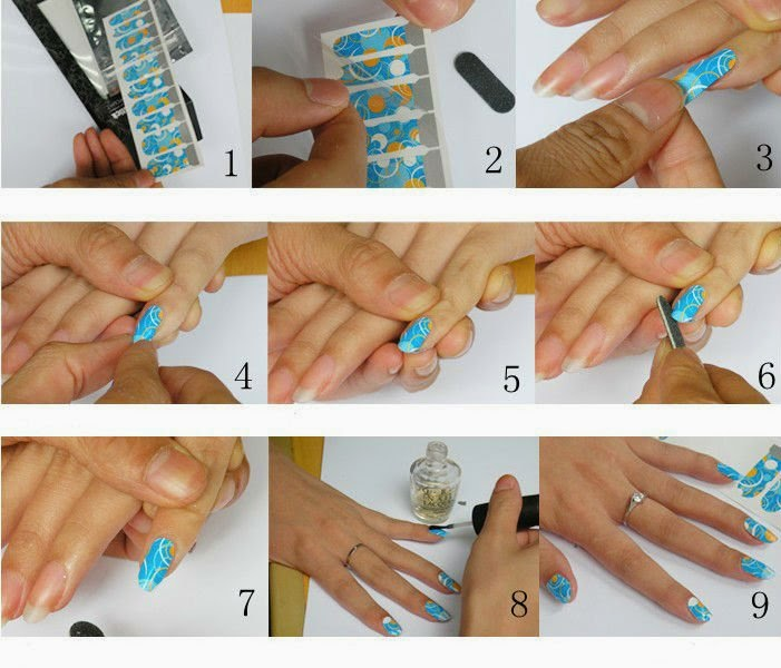 Check Out More Nail Sticker Ideas On Our Instagram NailsnailsGALORE