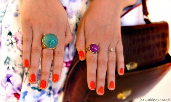 Psynopsis Next Press Day Nails and Rings