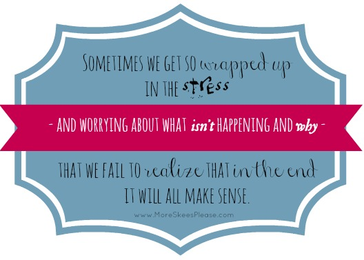 Worrying and Stress quote