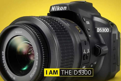 Spesifikasi dan Harga Kamera Nikon D5300 Tahun 2015