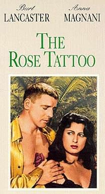 A Rosa Tatuada de Anna Magnani
