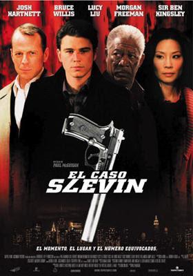 El Caso Slevin – DVDRIP LATINO