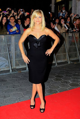 Reese Witherspoon at the Spanish Premiere of Water for Elephants at the Cine Comedia
