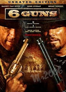 6 Guns (2010) online y gratis