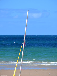 beach mast