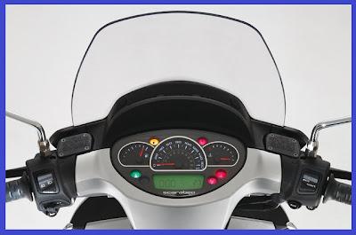 Aprilia Scarabeo 200.i - Gambar Foto Modifikasi Motor Terbaru.jpg