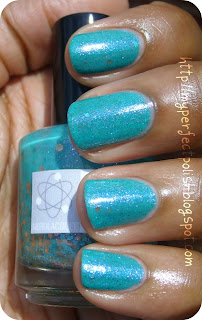 Nerd Lacquer Cyance Friction