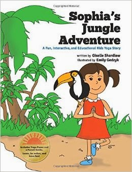 http://www.kidsyogastories.com/product/sophias-jungle-adventure/