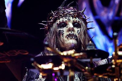 Joey Jordison: cogitando álbum duplo do Slipknot?