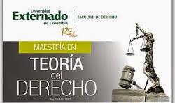 Maestría en Teoría del Derecho