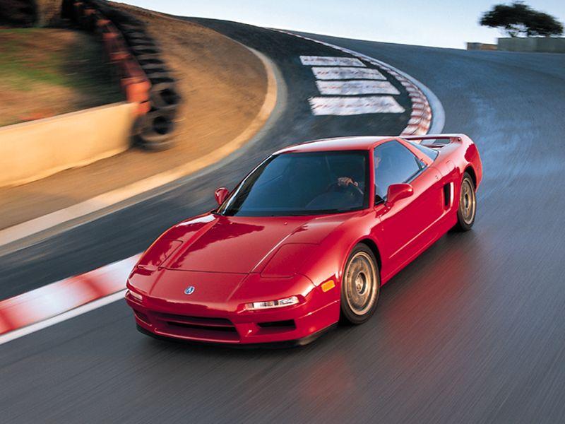 Acura NSX japoński supercar sportowy samochód kultowy V6 RWD alex zanardi edition USA