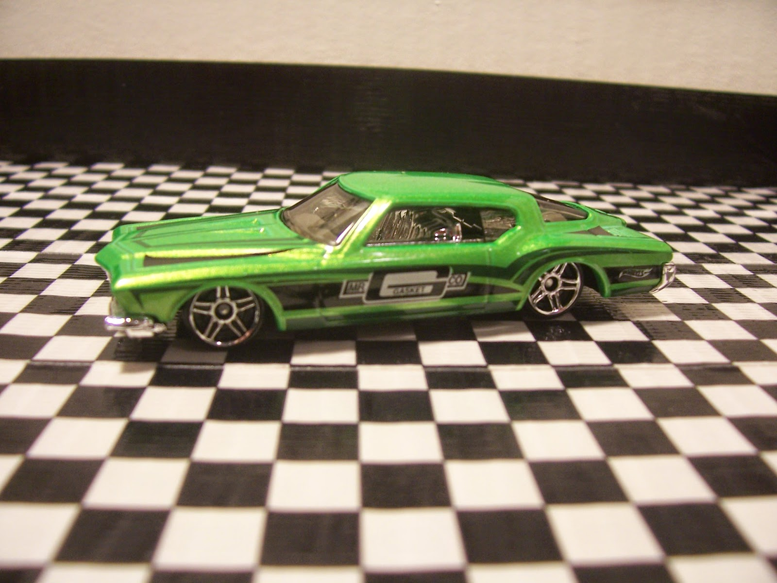 1971 Buick Riviera Hot Wheels The 1971 Buick Riviera is
