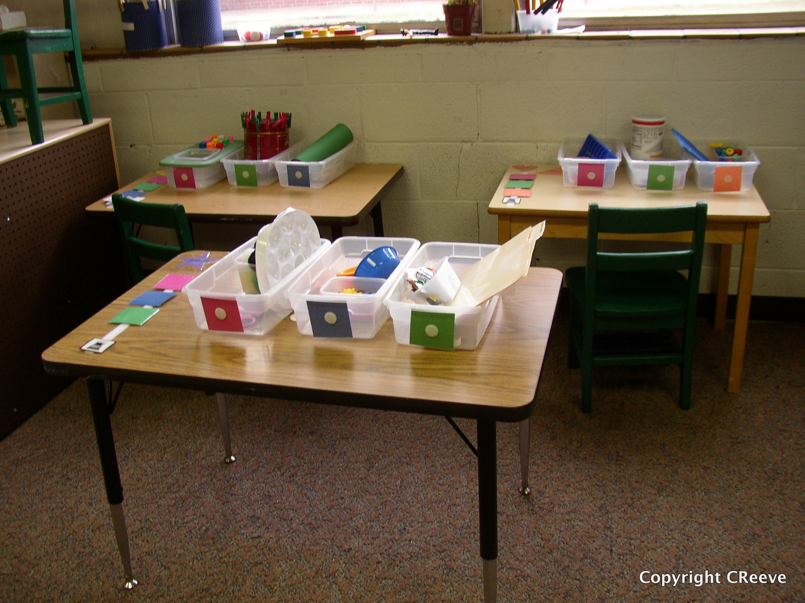 Classroom Design For Students With Autism ~ Back to school setting up classrooms for students with