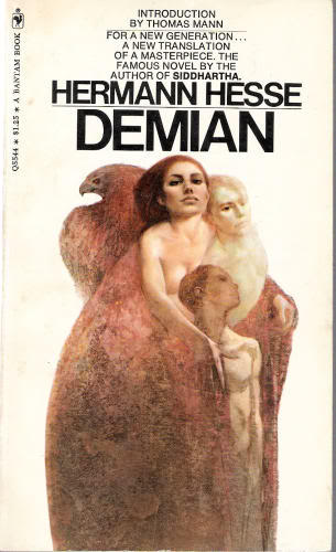 a review of herman hesses novel demian Demian has 56820 ratings and 2896 reviews maggie said: ugh i forced myself  to finish this short book and, in the end, felt it wasn't worth the troubl.