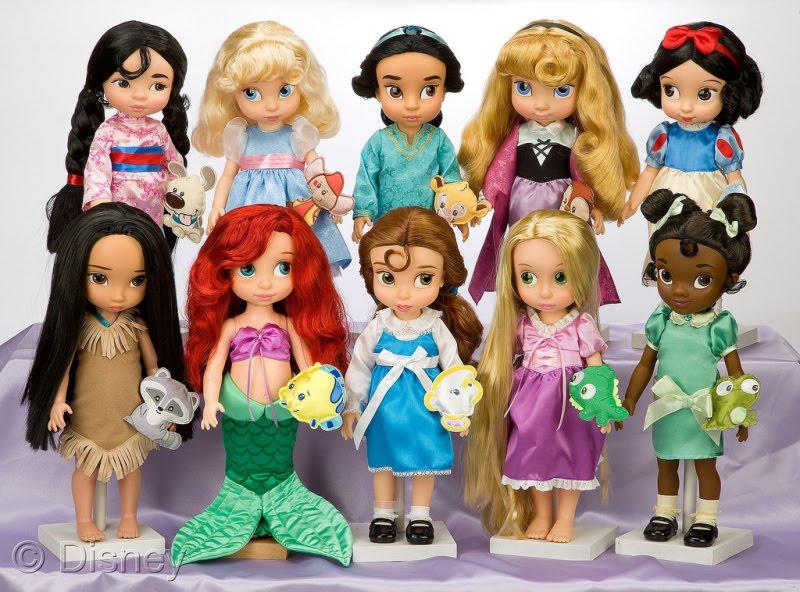 Princesas Disney: Llegan las muñecas de las Princesas Disney de bebés