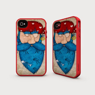 Beautiful Blue iPhone Case iPhone Cover Beautiful Blue iPhone Case iPhone Cover