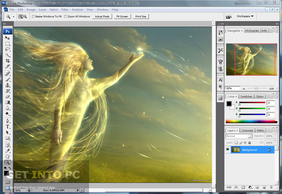 Adobe Photoshop CS3 Extended Archives