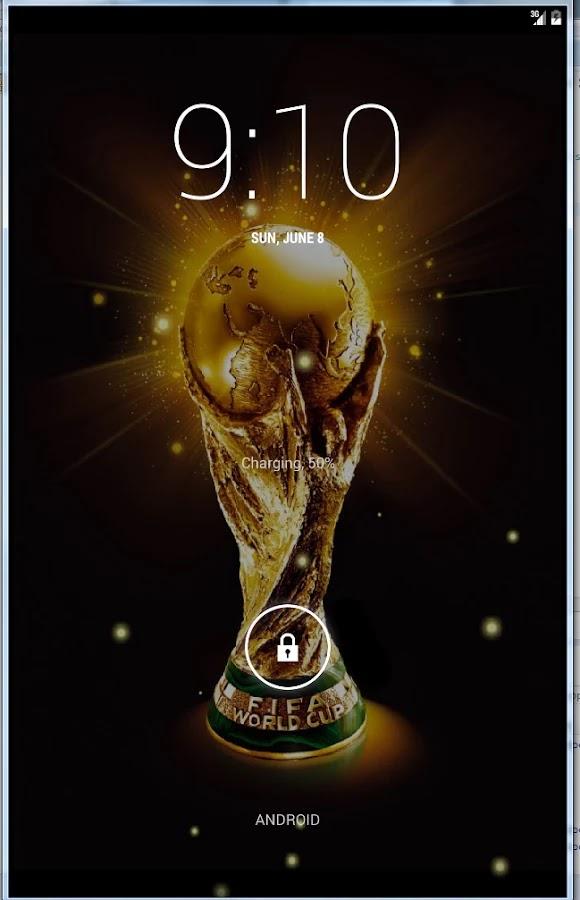 Dünya Kupası Canlı Duvar Kağıdı Android APK