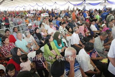 Najib Rayu Anwar Jangan Main 'Jolok-Jolok'