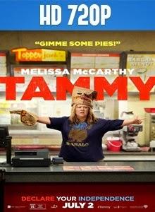 Tammy 720p Español Latino 2014