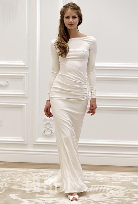 Exclusive Long Sleeves Wedding Gowns 2016 | wedding bridal wedding ...