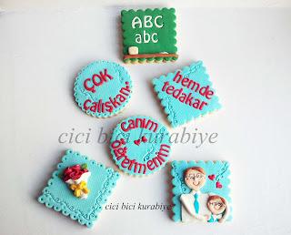 öğretmen kurabiyeleri