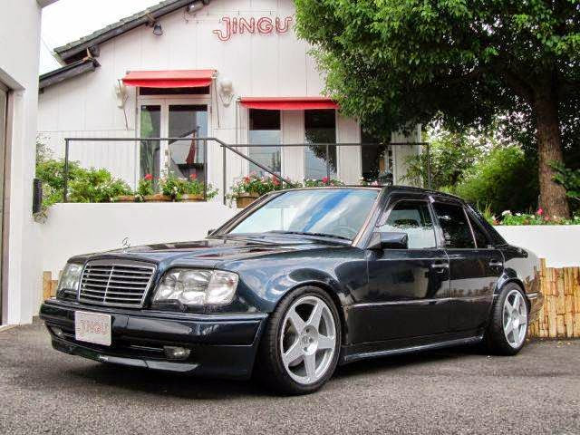 Mercedes benz w124 e60 amg limited edition japan benztuning for Mercedes benz limited edition